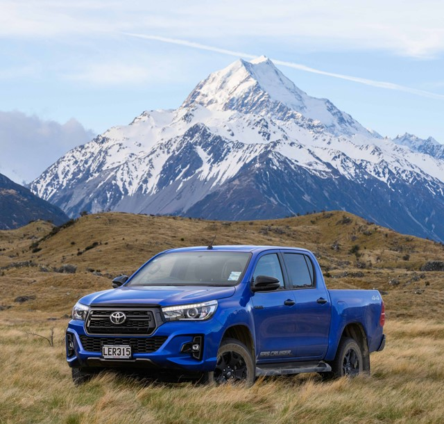 More Hilux restyled for 50th anniversary